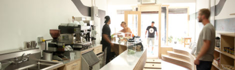 ReConnect Cafe opens for business